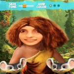 The Croods Crood-ify Yourself for iPad 4