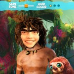 The Croods Crood-ify Yourself for iPad 5