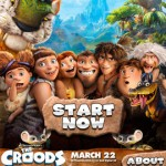 The Croods Crood-ify Yourself for iPhone 1