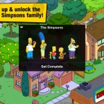 The Simpsons Tapped Out for iPad 3