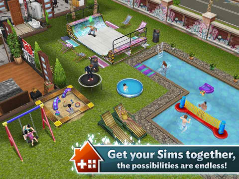how to make a cool sims 3 pool