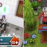 The Sims FreePlay for iPhone 2