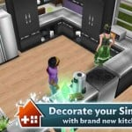 The Sims FreePlay for iPhone 3