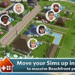 The Sims FreePlay for iPhone 5