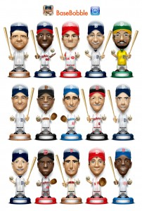 Basebobble - Baseball Pros