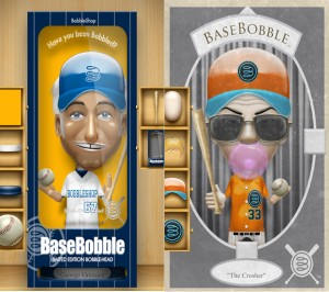 Basebobble (iPhone 5) - Presentation