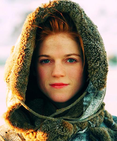 Rose Leslie as Ygritte