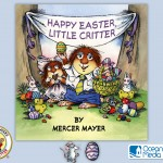 Happy Easter Little Critter (iPad 2) - Splash Screen