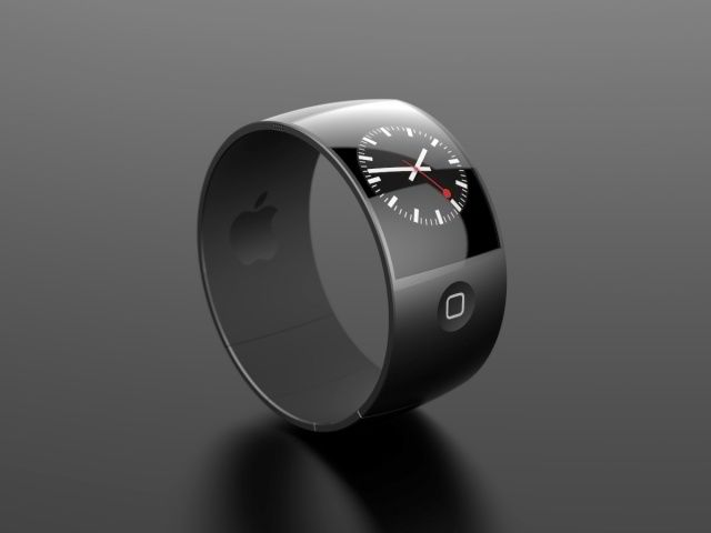 Apple iWatch Concept by Esben Oxholm