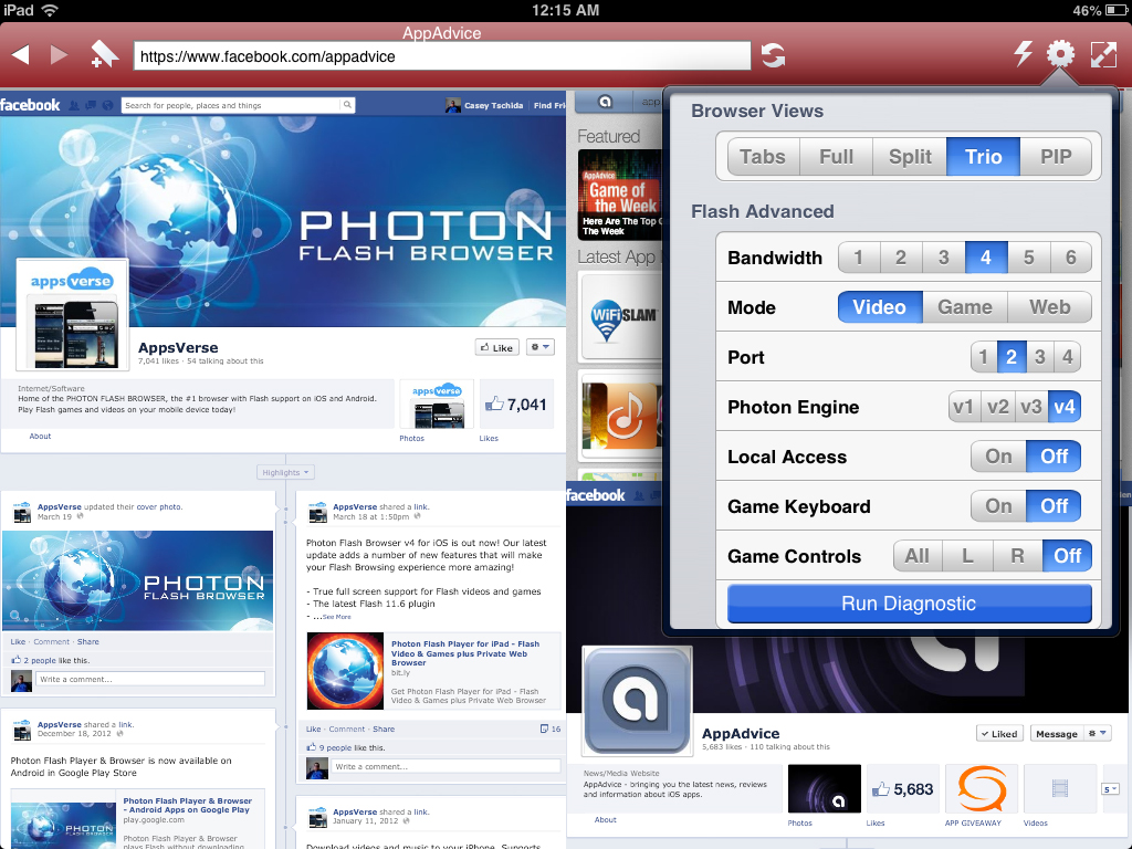 photon browser for mac
