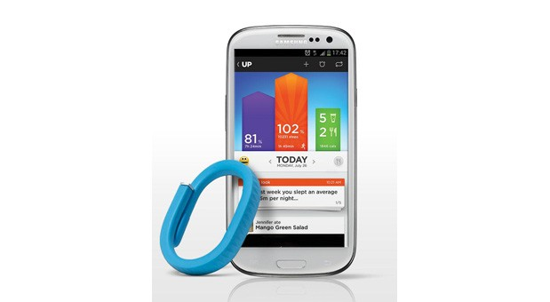 Jawbone UP:  Now available for Android
