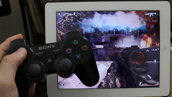 Jak připojit bezdrátový PS3 herní ovladač k iPadu, nebo iPhonu (Video, návod, Jailbreak)