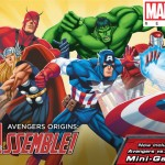 Avengers Origins Assemble for iPad 1