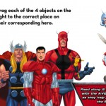 Avengers Origins Assemble for iPad 4