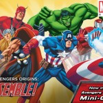 Avengers Origins Assemble for iPhone 1
