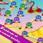 Candy Crush Saga for iPad 2