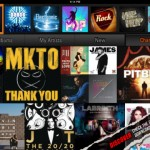 Flick Music for iPad 5