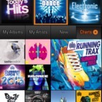 Flick Music for iPhone 4