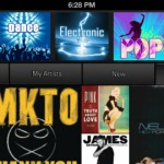 Flick Music for iPhone 5