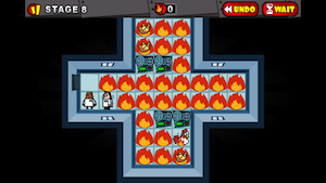 Toast The Chicken - Hard Puzzle Game Unique Brain Teaser by AQSystem screenshot