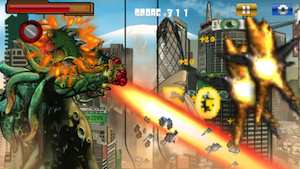Monsters Rampage by ADWAYS TECHNOLOGY VIETNAM screenshot