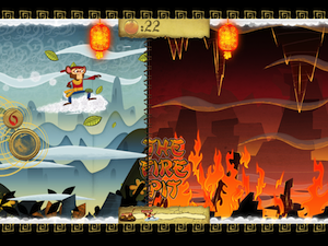 Monkey Dreams by Sync Interactive Ltd screenshot