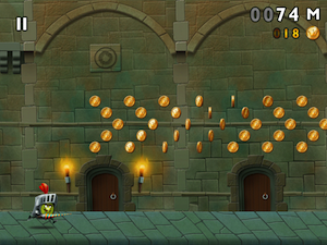 Super Kiwi Castle Run by IsCool Entertainment screenshot