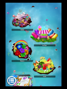 Bubble Shooter Candy by Zariba Ltd. screenshot