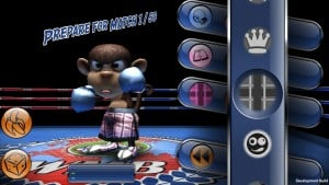 Monkey Boxing by Crescent Moon Games screenshot