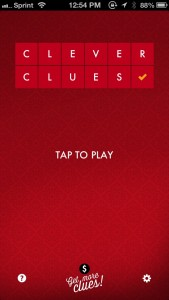 Clever Clues by Andrew Tetlaw screenshot