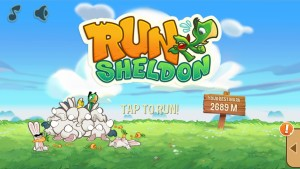 Run Sheldon! by Bee Square screenshot
