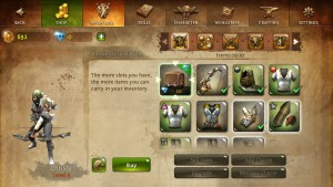 Dungeon Hunter 4 by Gameloft screenshot