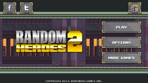 Random Heroes 2 by Ravenous Games Inc. screenshot