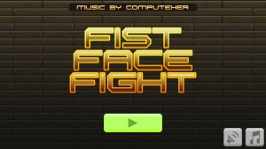 Fist Face Fight by Jared Bailey screenshot