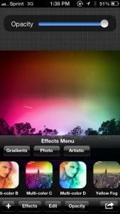 Gradients by Whiteline screenshot