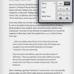 Instapaper for iPad 3