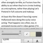 Instapaper for iPhone 3