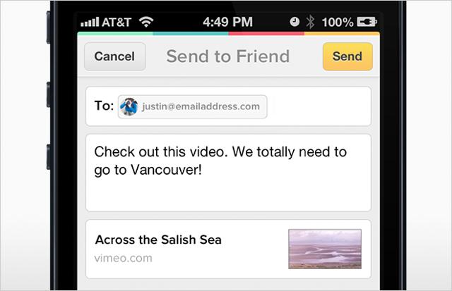 Send to Friend