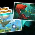 Rayman Jungle Run for iPad 4