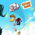 Rayman Jungle Run for iPhone 1
