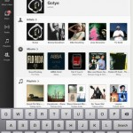 Spotify for iPad 5