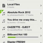 Spotify for iPhone 5