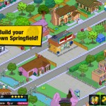The Simpsons Tapped Out for iPad 2
