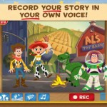 Toy Story Story Theater for iPad 3
