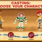 Toy Story Story Theater for iPhone 2