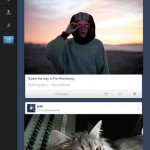 Tumblr for iPad 1
