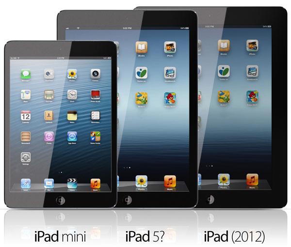 Představí Apple iPad 5 v dubnu, nebo říjnu?