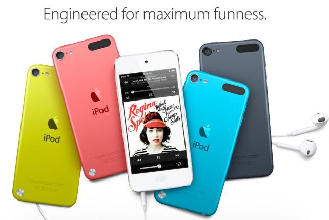 Apple prodal 100 milionů iPodů touch
