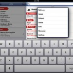 AnyList for iPad 2