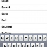 AnyList for iPhone 2